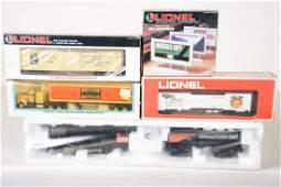 Lionel Train Lot