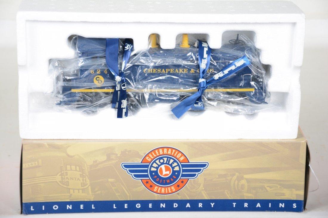 Lionel Celebration Series 18978 C&O Diesel