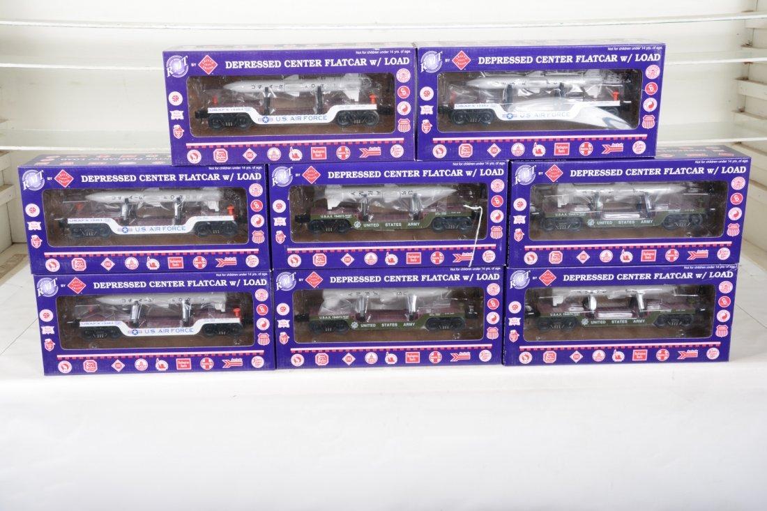 8 RMT Military Cars