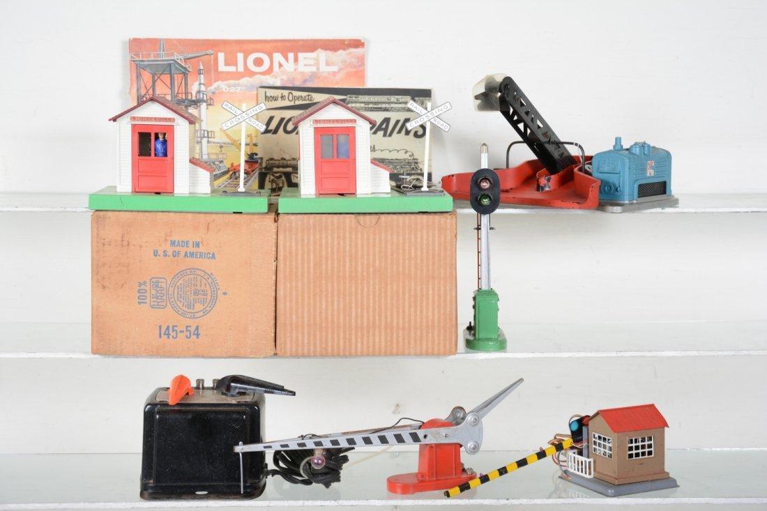 Lionel Accessory Lot, Plus