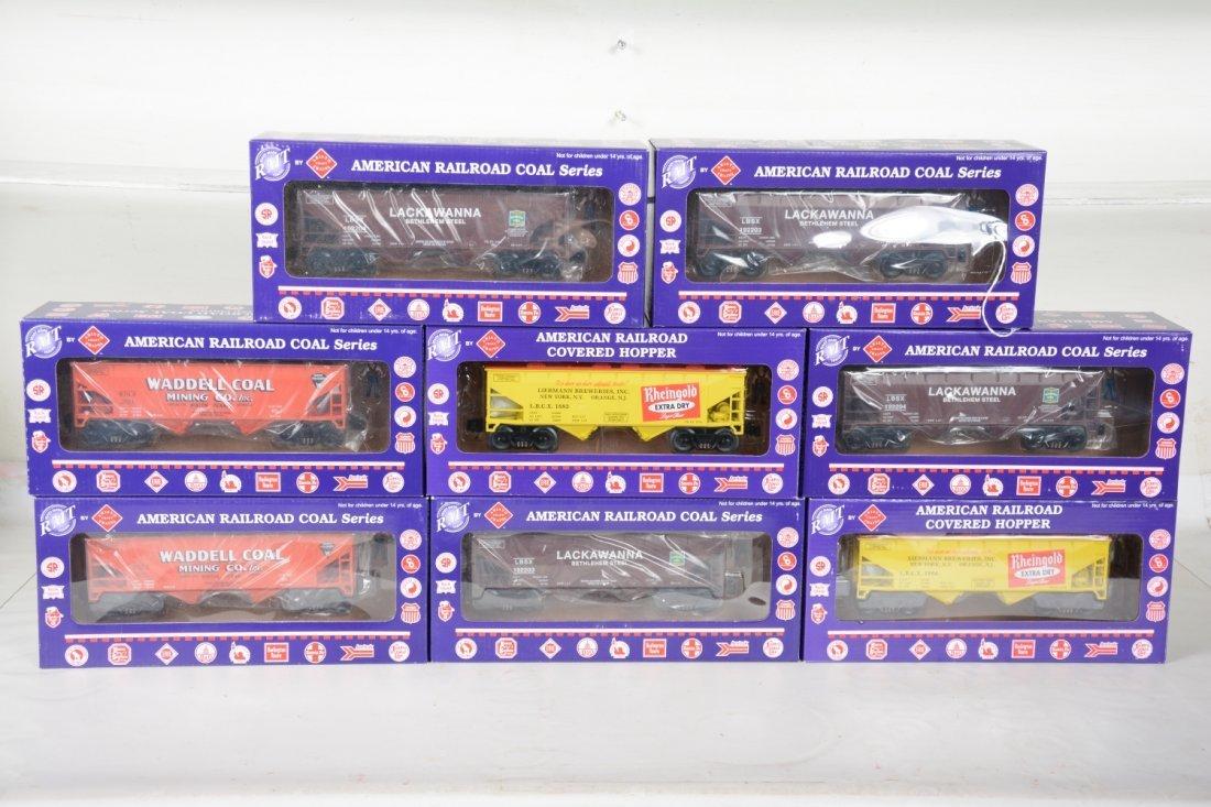 8 RMT Coal Hoppers