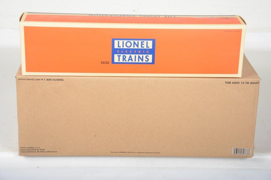 Modern Lionel 31777 #2124W GG1 Passenger Set, Plus