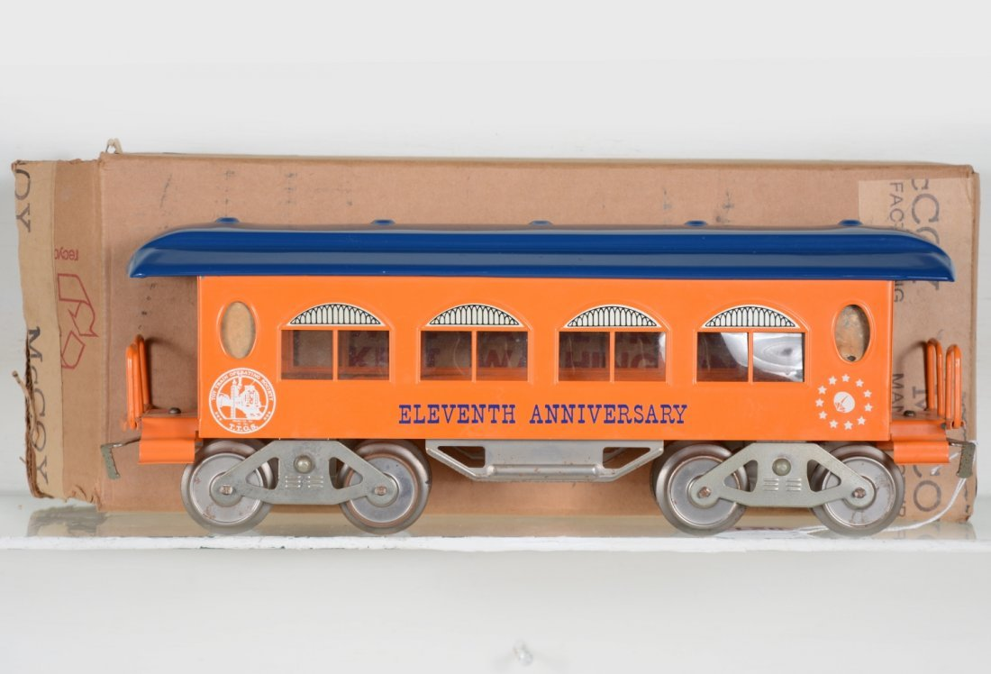 Rare Mc Coy TCA Day Coach Prototype