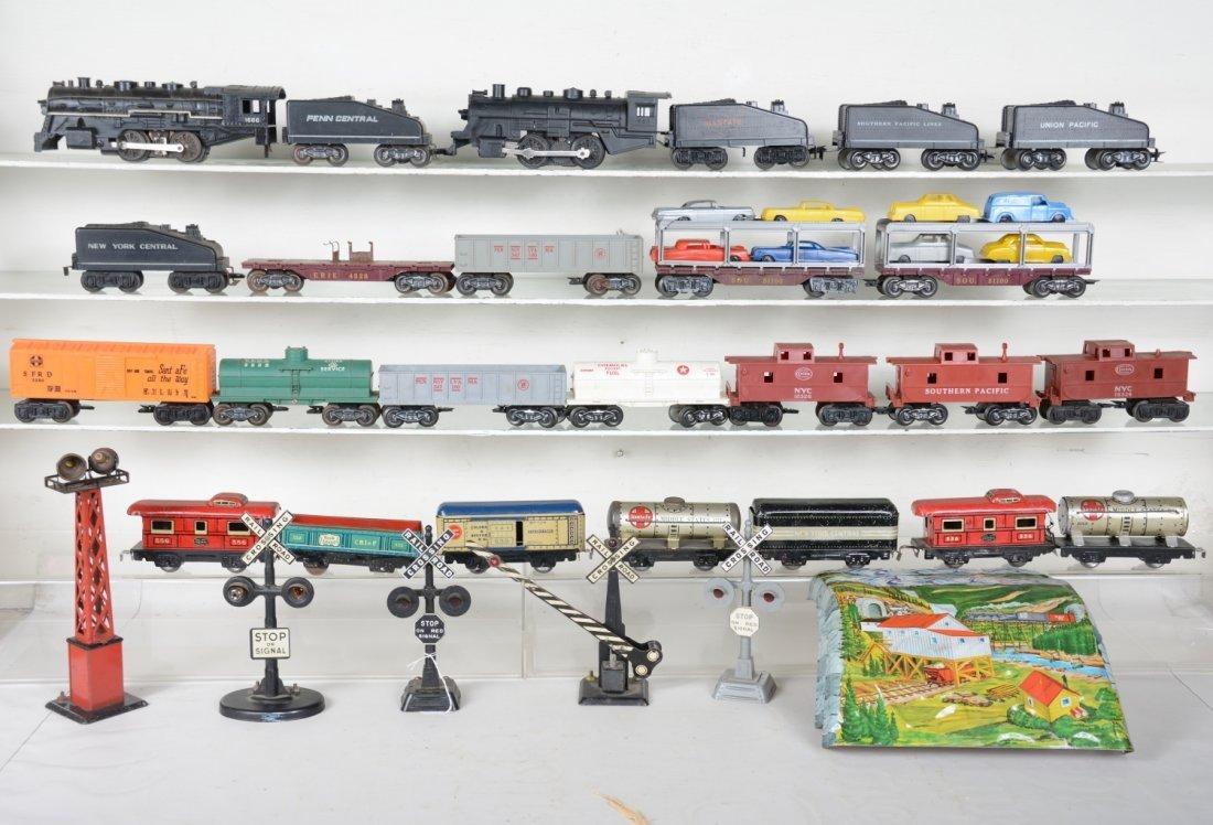 Dealer Lot Marx Trains & Accessories