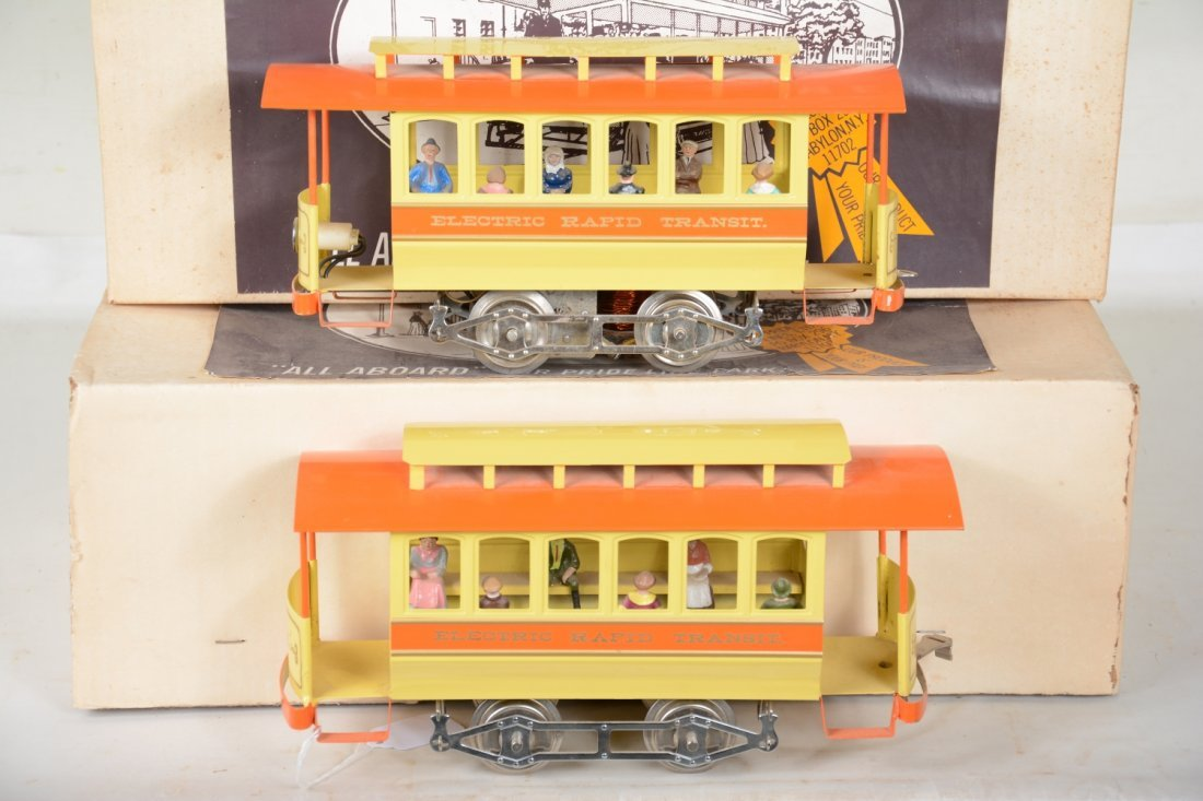 Boxed Pride Lines #2 Trolley & Trailer