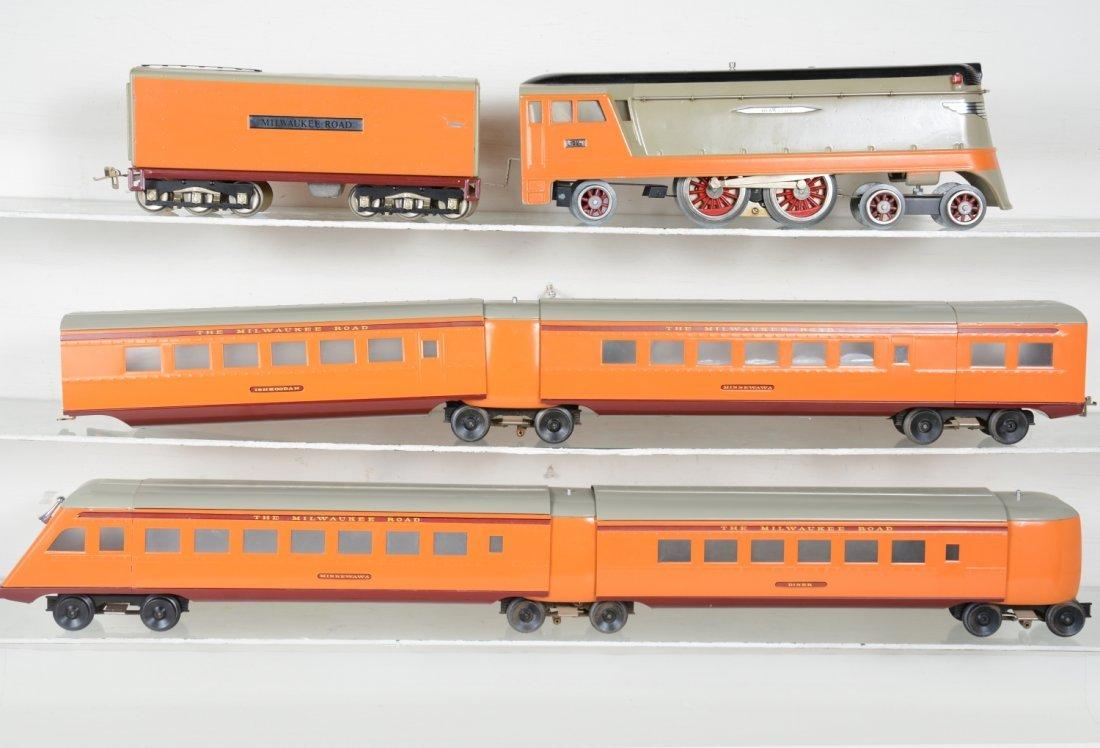 JAD Daniels Hiawatha Streamliner