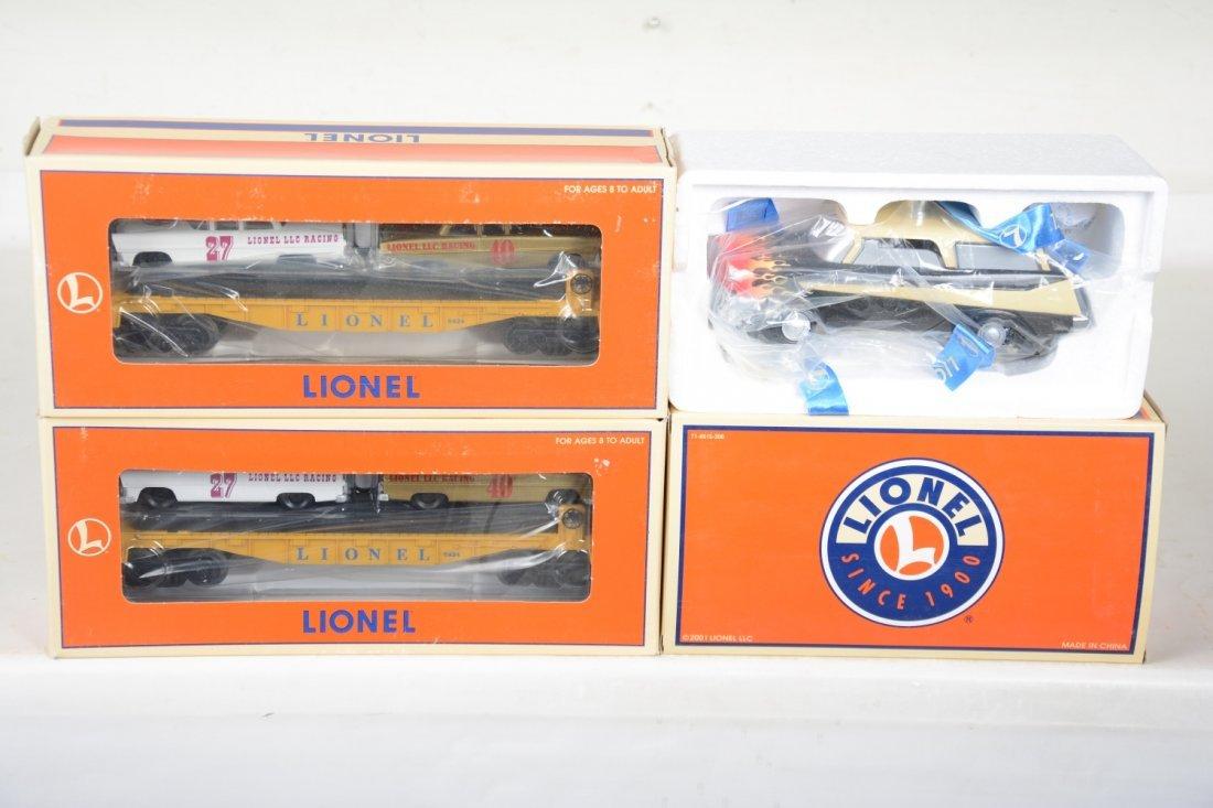 Lionel Hot Rod Lot