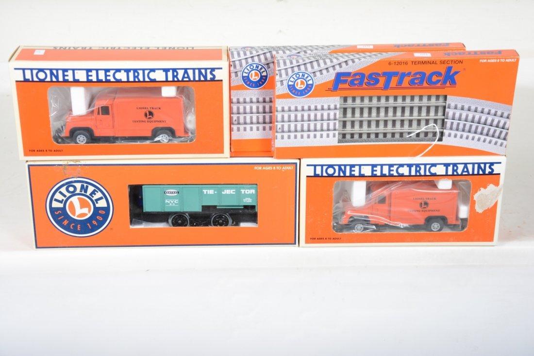 Lionel Motorized Units, Plus