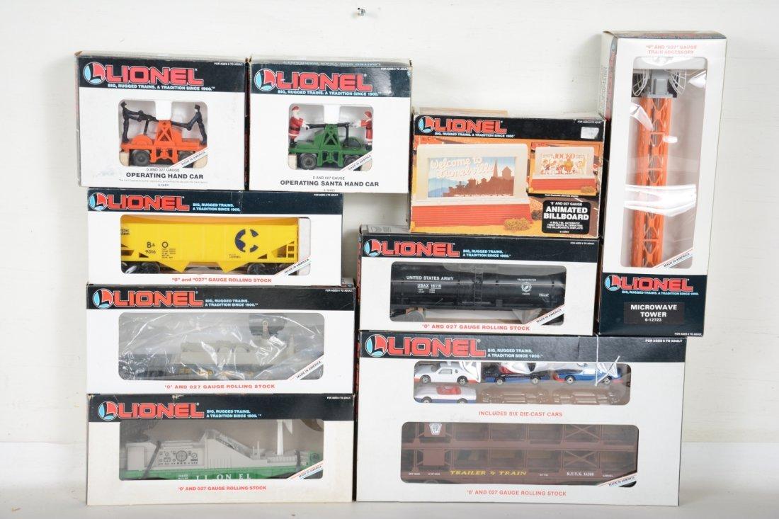 Lionel Modern Trains & Accessories