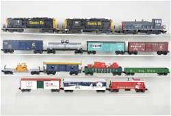 Dealer Lot Loose Modern Trains