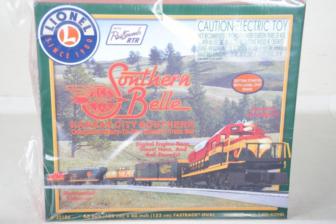 Lionel 30186 KCS / L&A Southern Belle Set
