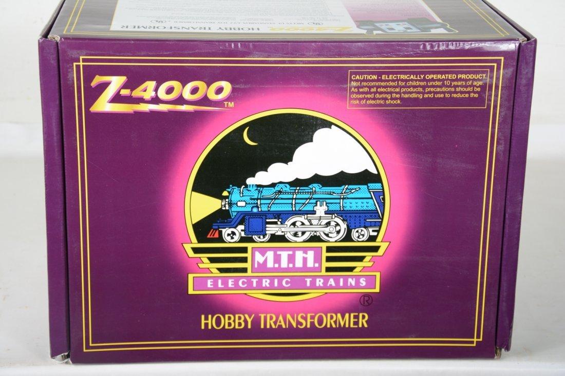 MTH Z4000 Transformer