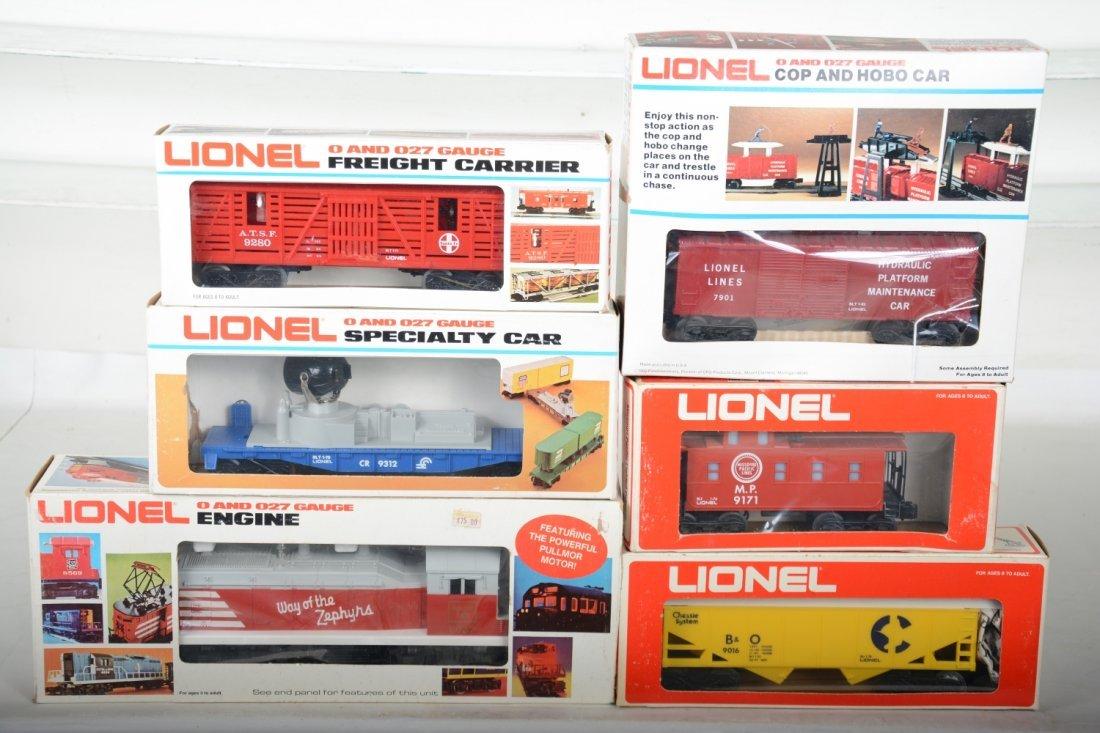 Lionel MPC Diesel Freight Set