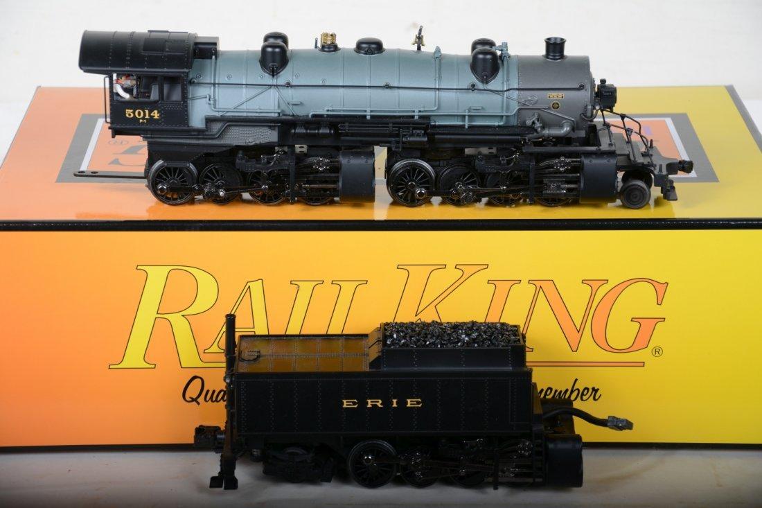 MTH 30-1531-1E Erie Tri-Plex