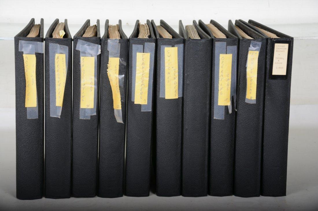 Clean Original Lionel Postwar Repair Manual
