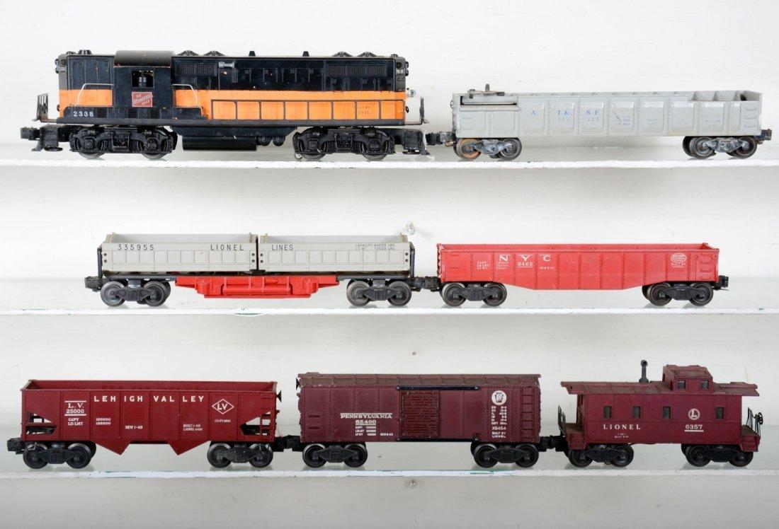 Lionel 2338 MR Diesel Freight Set