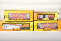 MTH RailKing MR Freight Cars