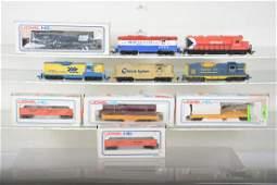 Lionel HO Trains Lot