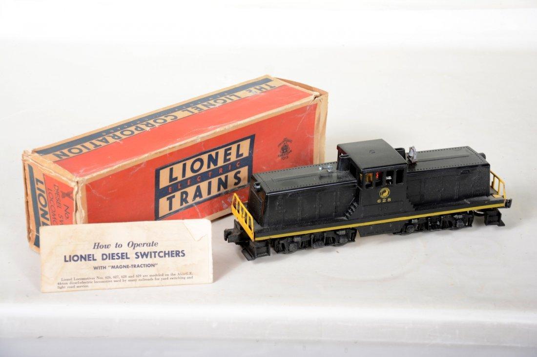 Boxed Lionel 628 NP 44 Ton Diesel