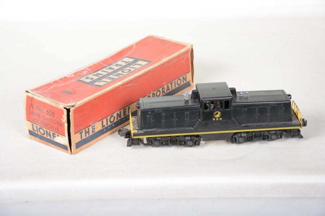 Boxed Lionel 628 NP 44 Ton Diesel - 2