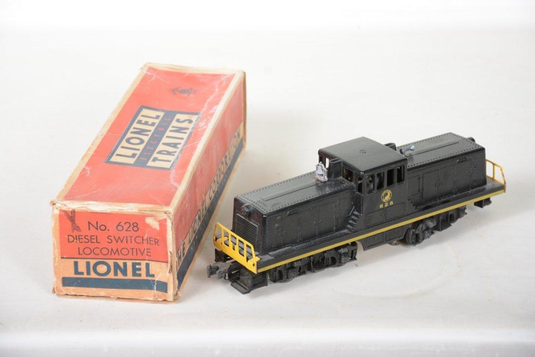 Boxed Lionel 628 NP 44 Ton Diesel - 3