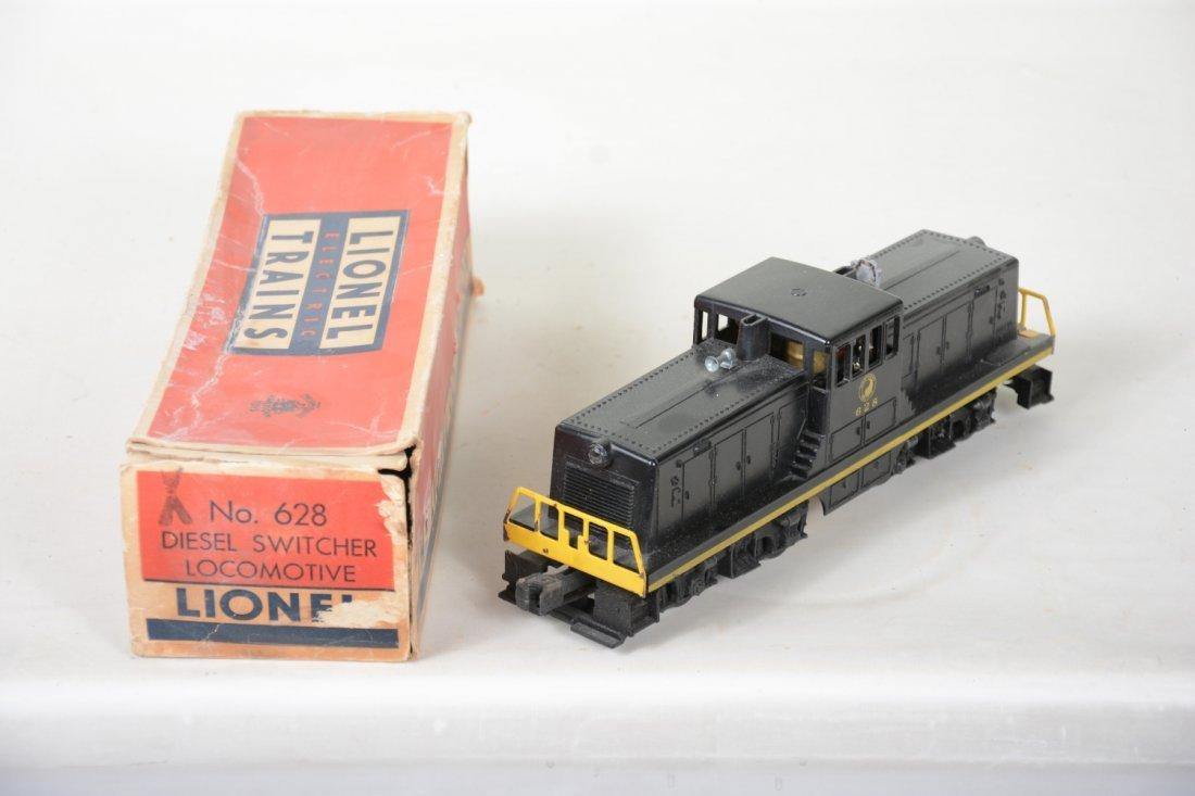 Boxed Lionel 628 NP 44 Ton Diesel - 4