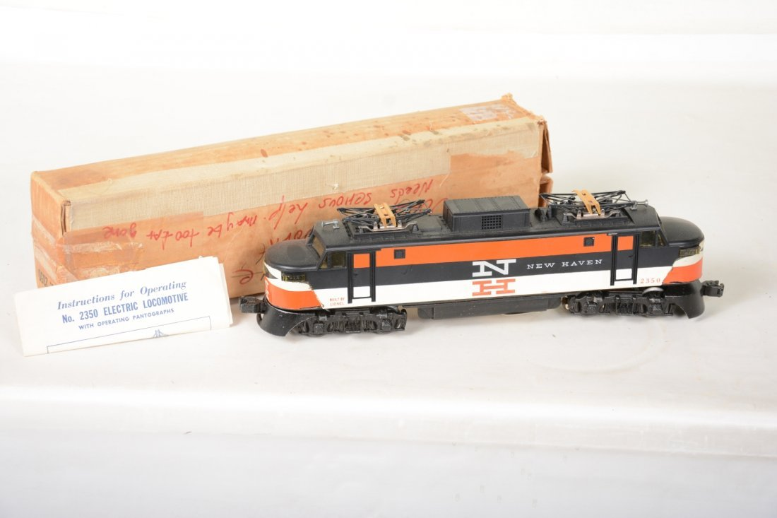 Nice Boxed Lionel 2350 NH EP5 Electric