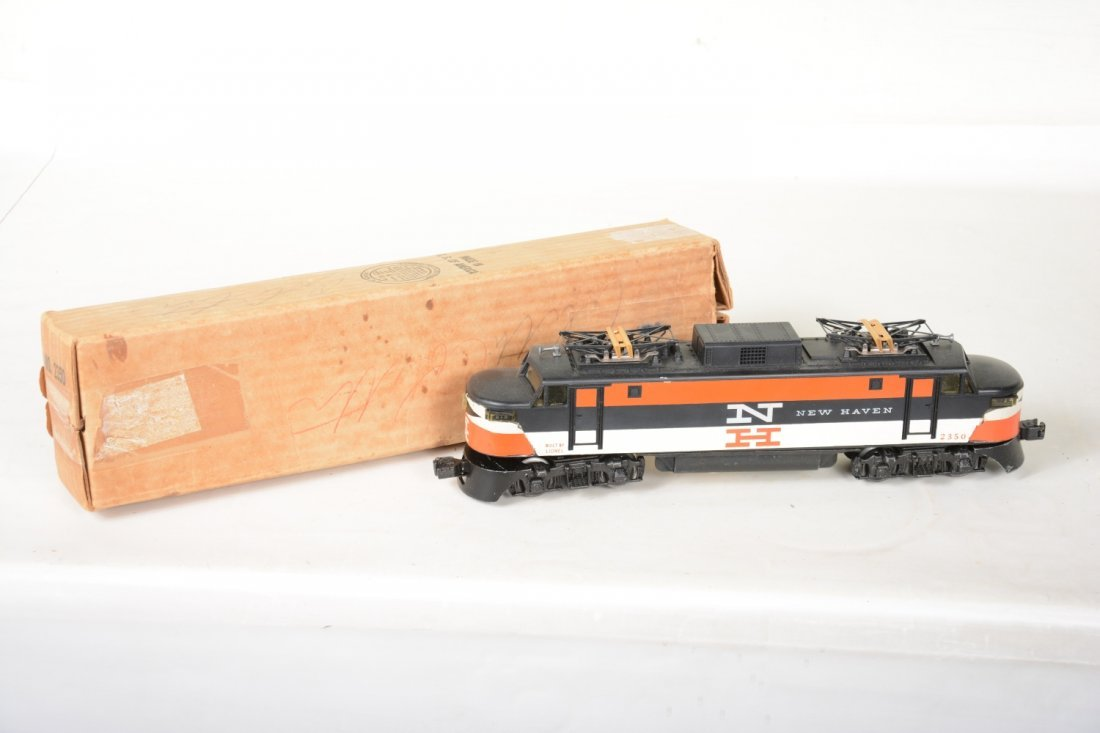 Nice Boxed Lionel 2350 NH EP5 Electric - 2