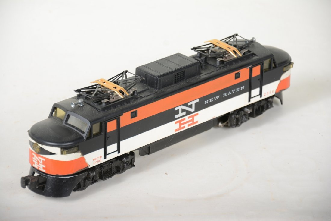 Nice Boxed Lionel 2350 NH EP5 Electric - 3