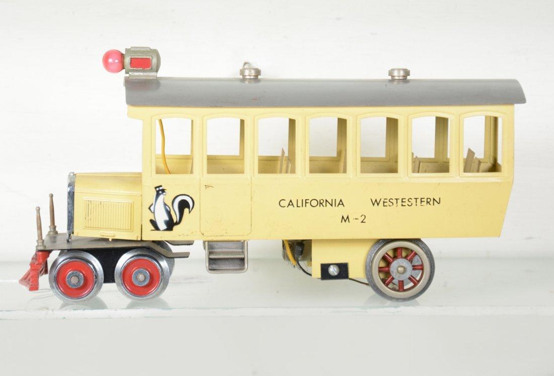 Unusual Mc Coy California Western Rail Car - 2
