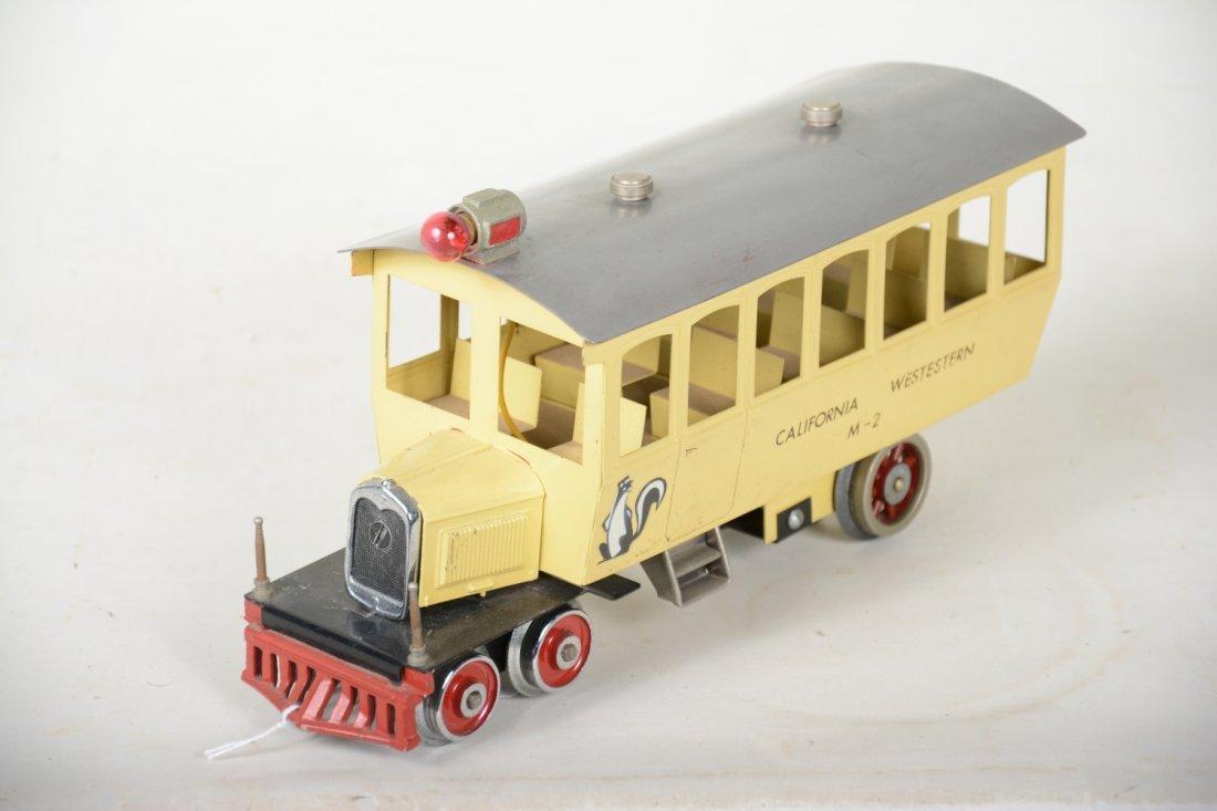 Unusual Mc Coy California Western Rail Car - 3