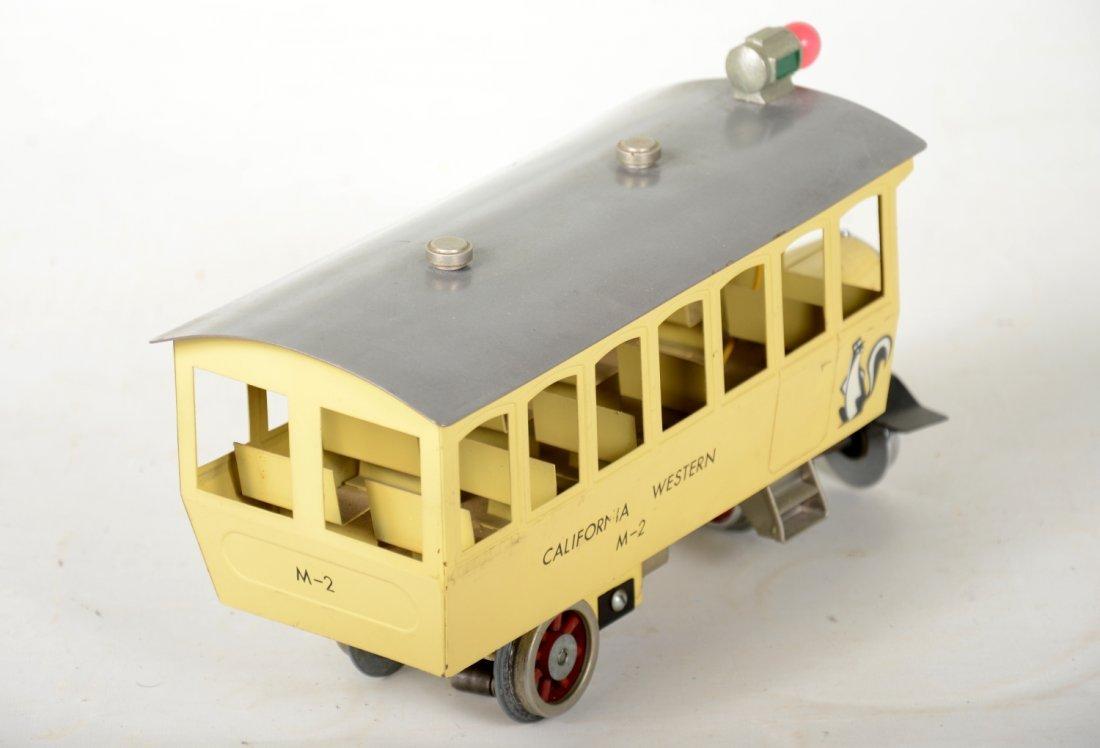 Unusual Mc Coy California Western Rail Car - 4