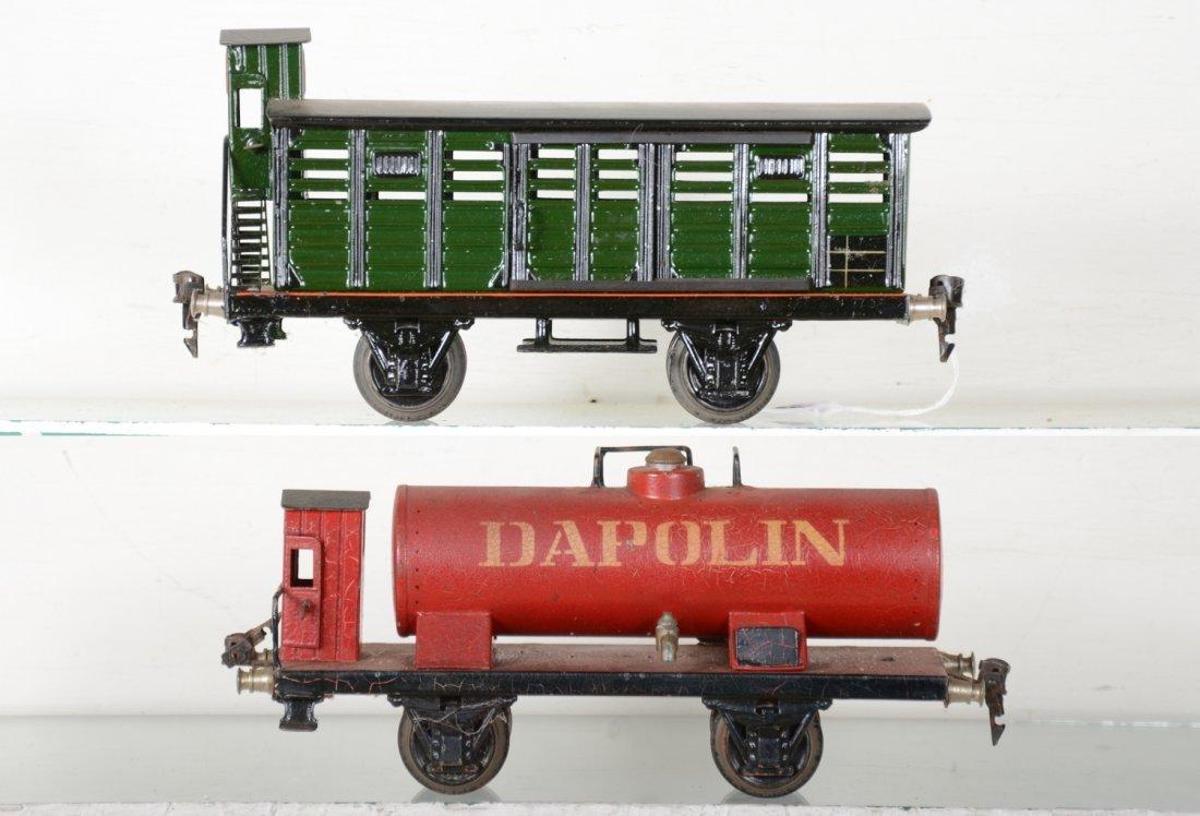 2 Marklin 24cm Freight Cars - 2