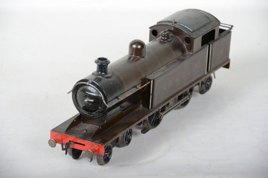 Bassett-Lowke 4/1 LB&SCR Tank Locomotive - 2