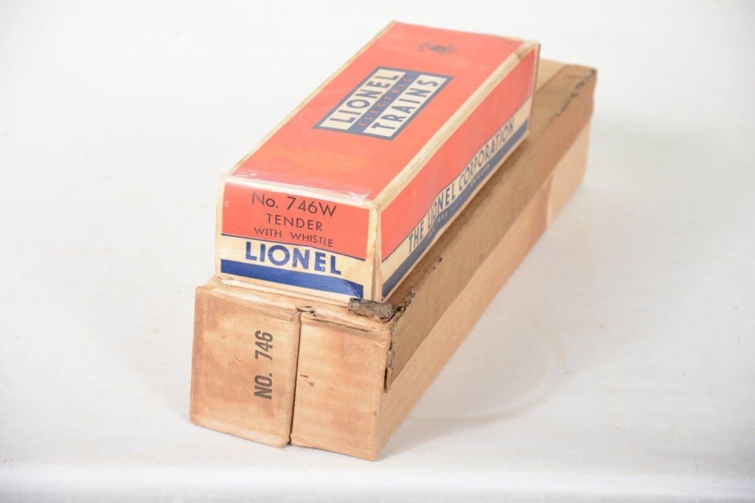 Boxed Lionel 746 N&W J Steam Locomotive - 6