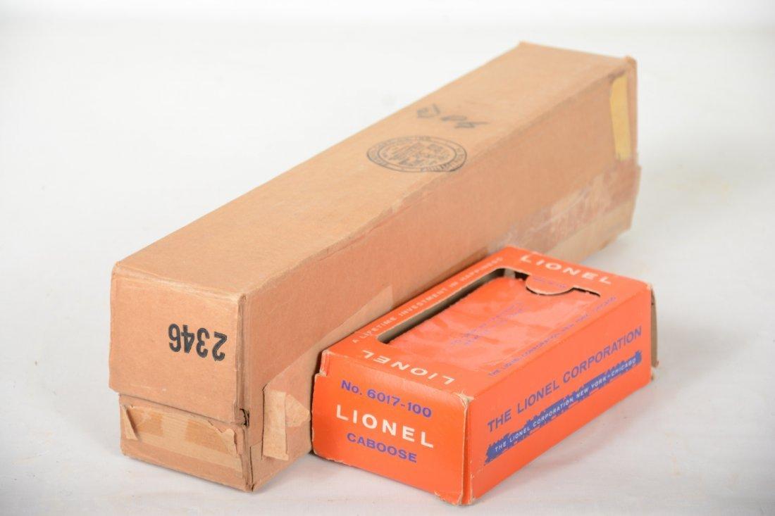 Nice Boxed Lionel 2346 B&M GP9 & Caboose - 6