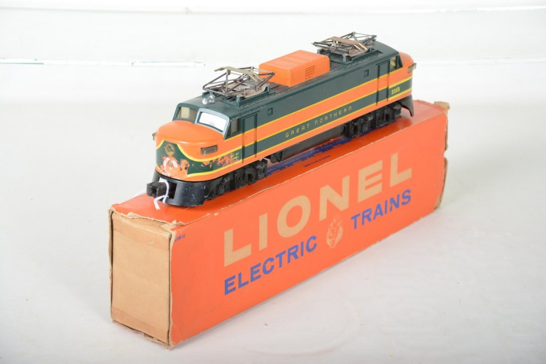 Scarce Boxed Lionel 2358 GN EP5 - 2