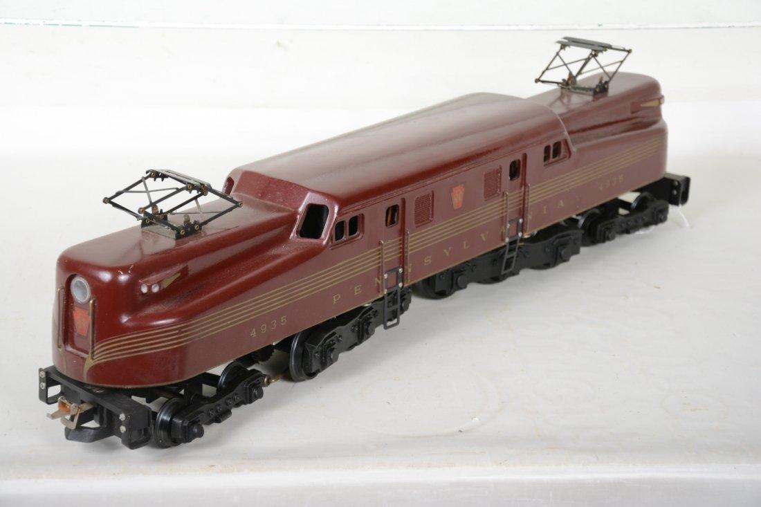 Unusual Hendrich 4935 PRR GG1 - 3