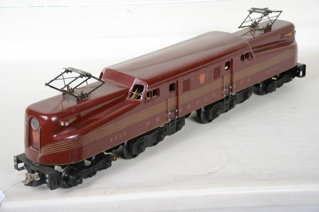 Unusual Hendrich 4935 PRR GG1 - 4
