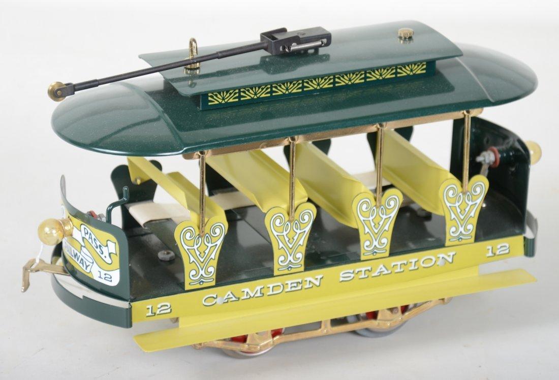 Mc Coy Camden Station Summer Trolley