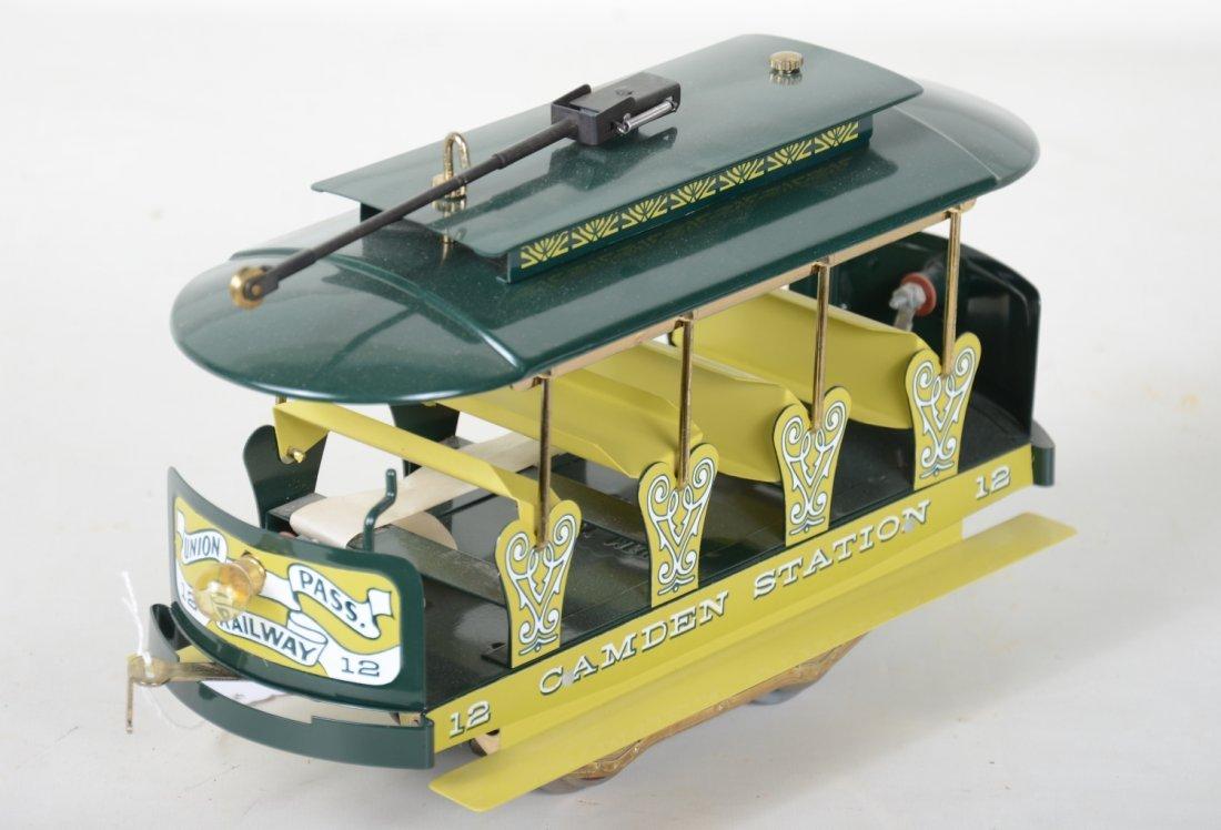 Mc Coy Camden Station Summer Trolley - 2