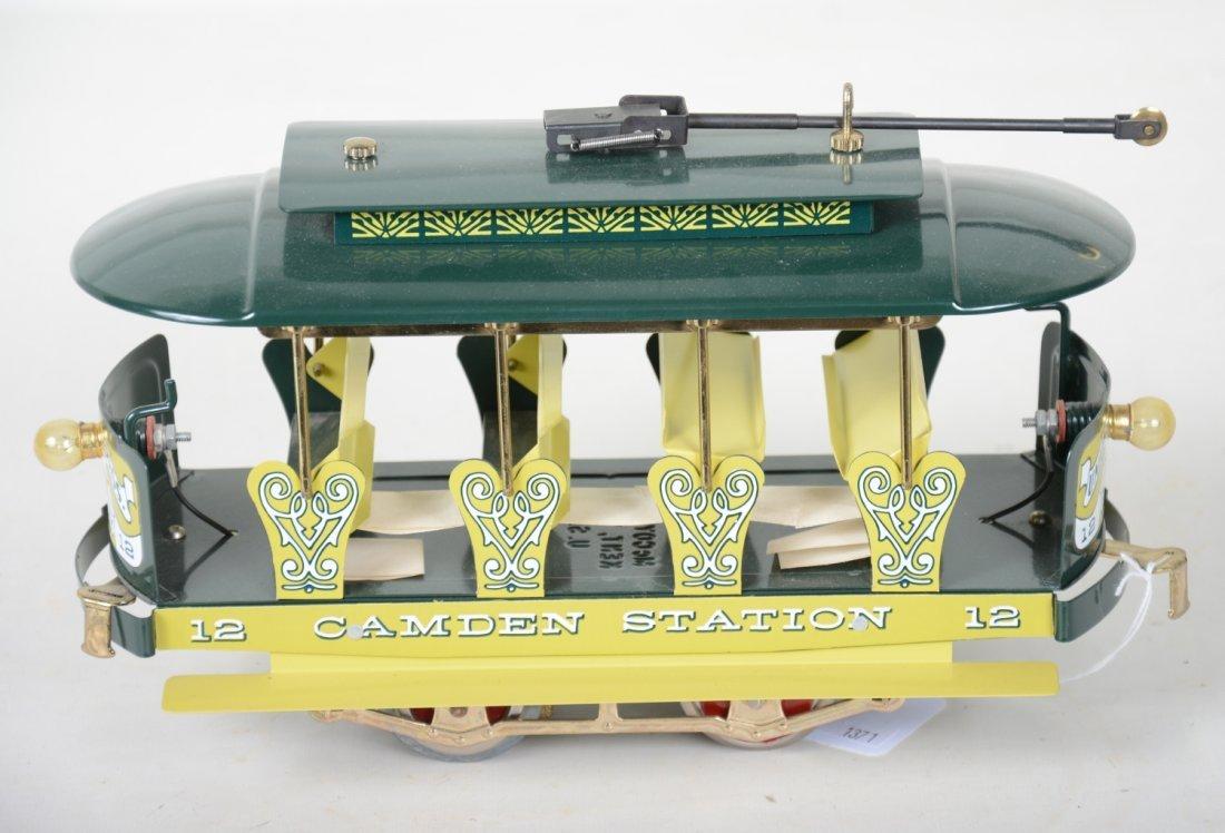 Mc Coy Camden Station Summer Trolley - 3