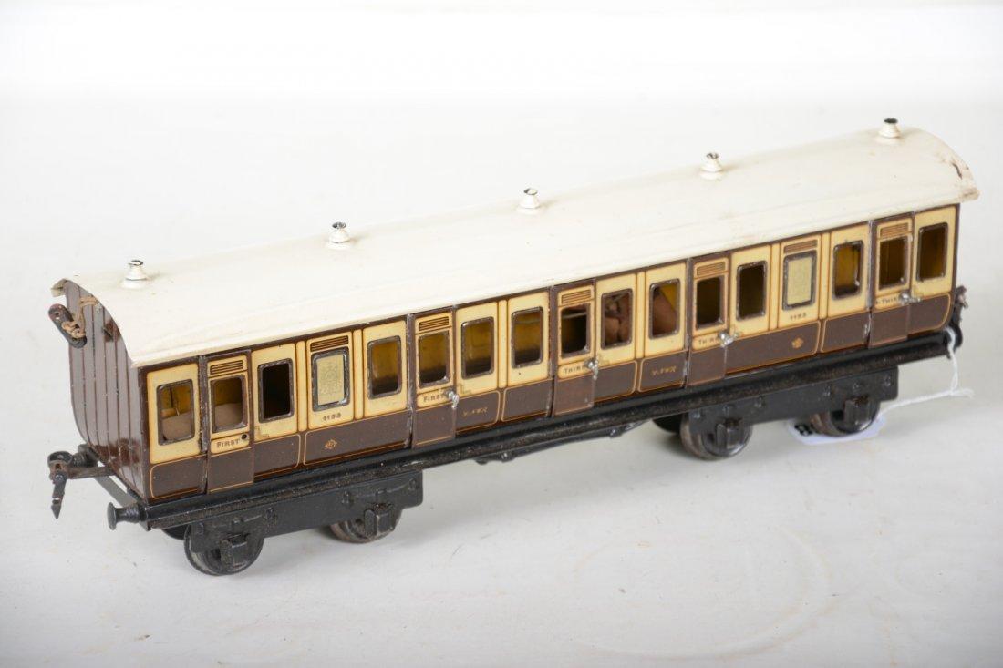 Marklin 287/1 LNWR Compartment Coach