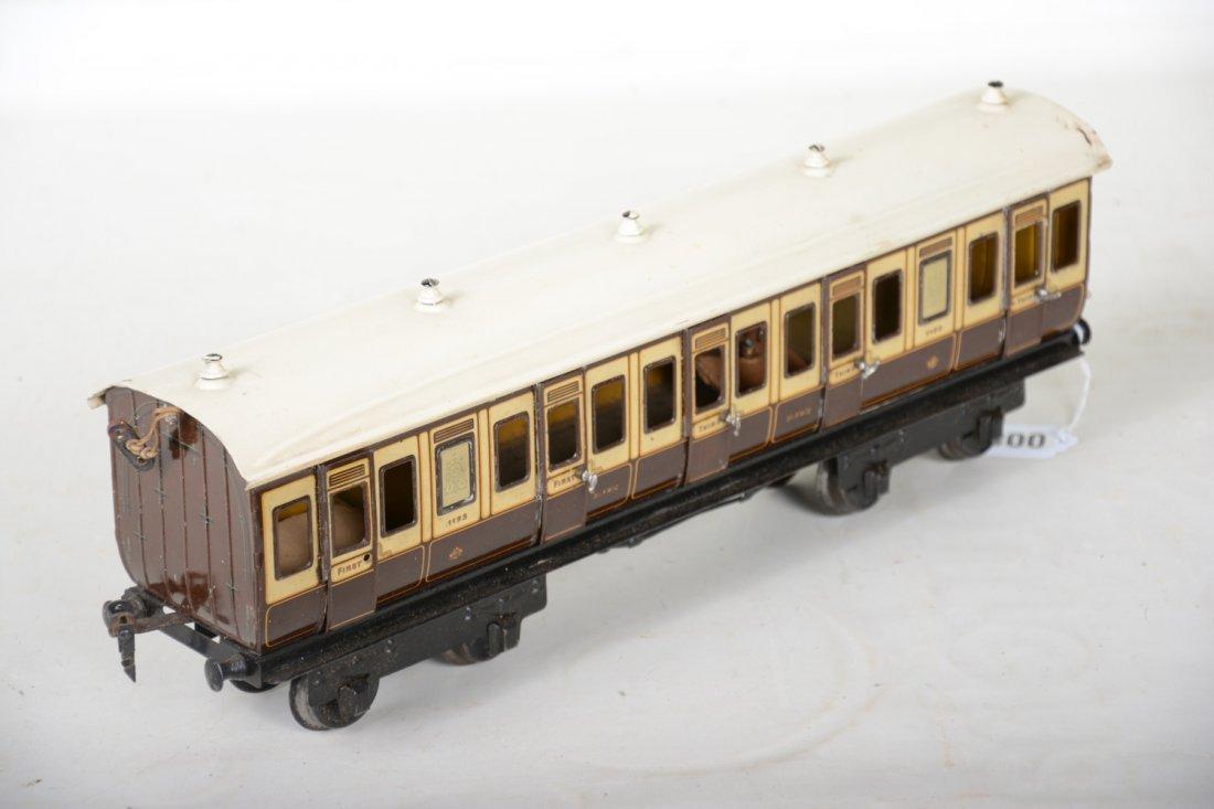 Marklin 287/1 LNWR Compartment Coach - 2