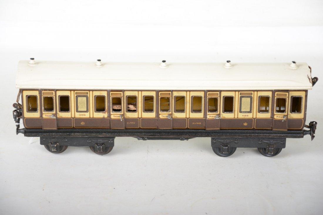 Marklin 287/1 LNWR Compartment Coach - 3