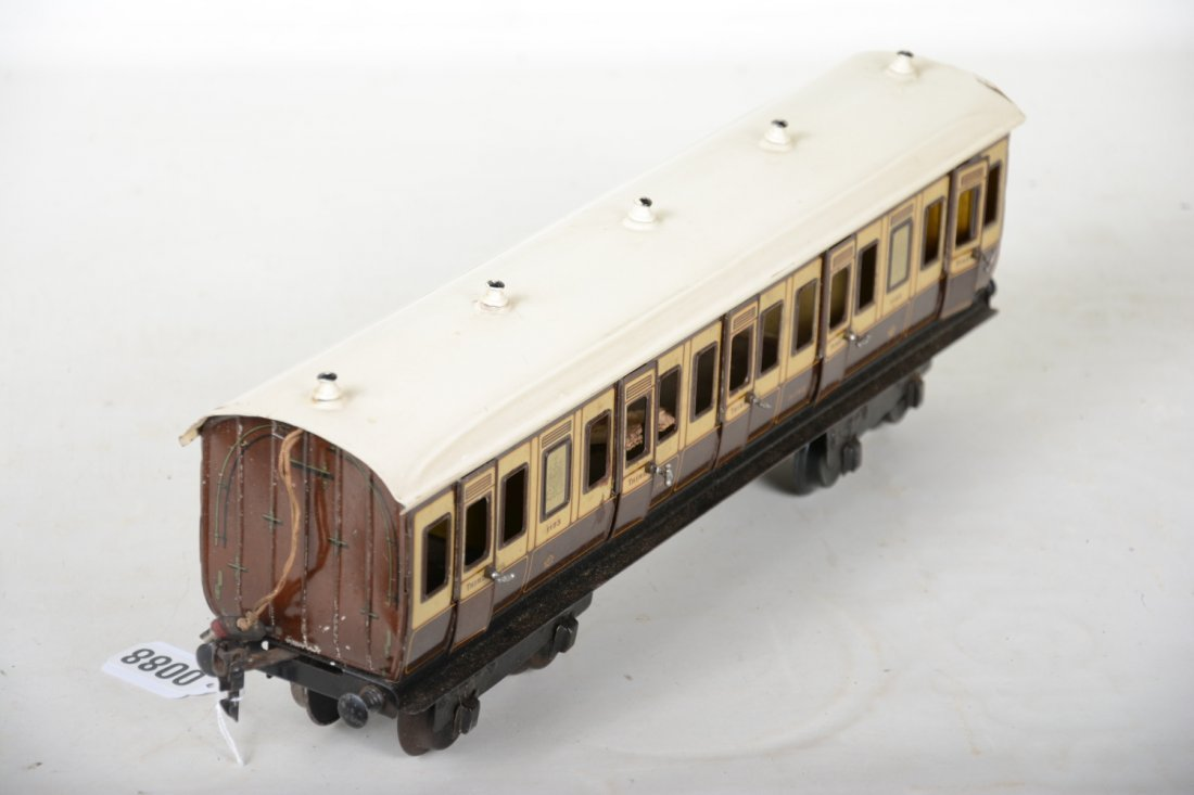 Marklin 287/1 LNWR Compartment Coach - 4
