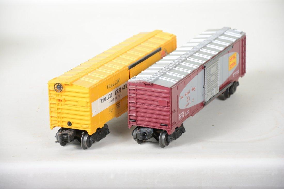2 LN Boxed Lionel 6464 Boxcars - 6