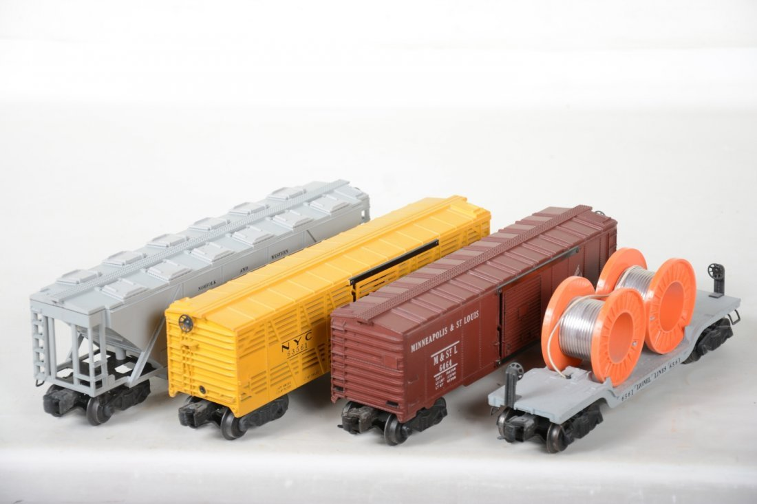 Clean Boxed Lionel Freight Cars - 4