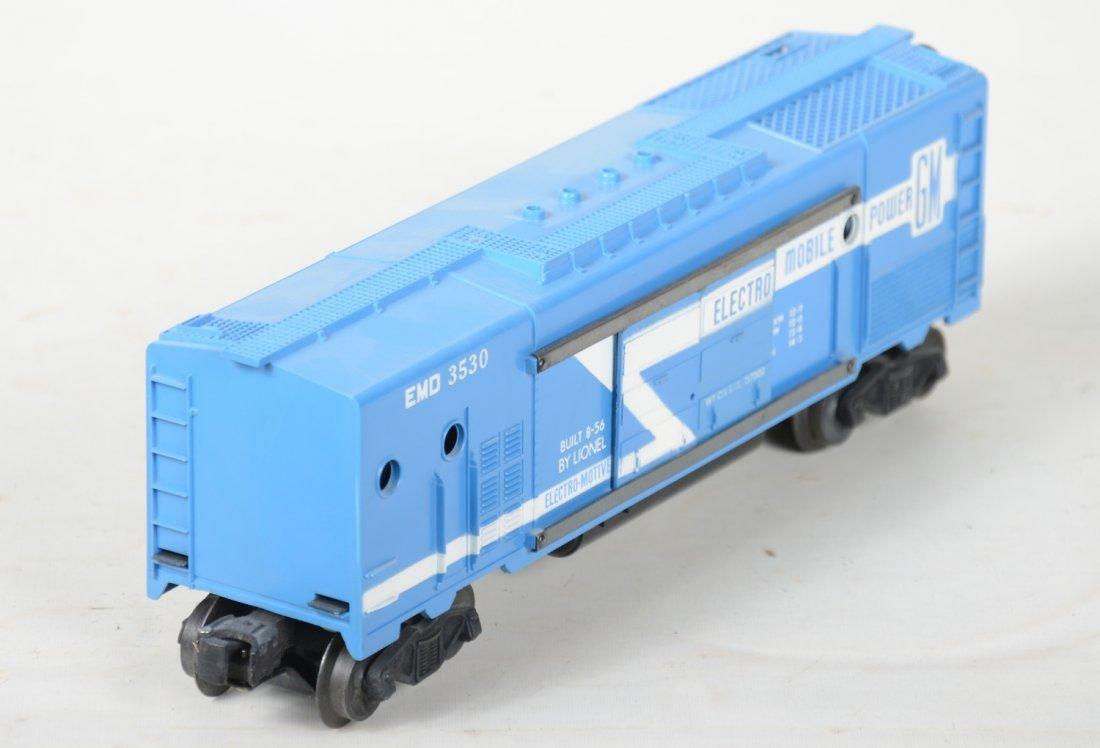 LN Boxed Lionel 3530 Generator Car - 3
