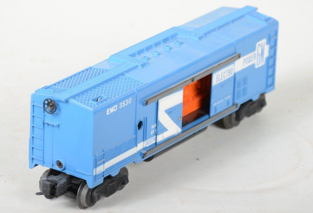 LN Boxed Lionel 3530 Generator Car - 4